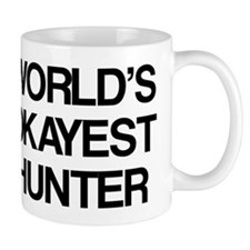 World's Okayest Hunter Mug