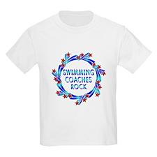 Swimming Coaches Rock T-Shirt