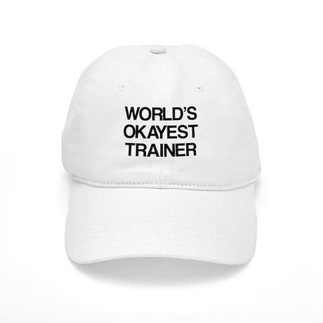 World's Okayest Trainer Cap
