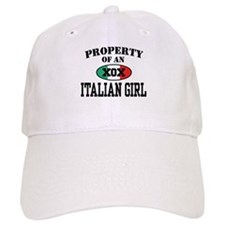 Property of an Italian Girl Baseball Cap