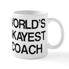 World's Okayest Coach Mug