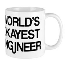 World's Okayest Engineer Mug