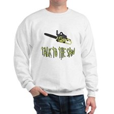 The Saw Sweatshirt