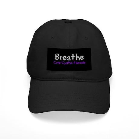 Breathe (Cure CF) Black Cap
