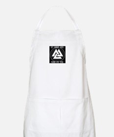 ASATRU VOLKNOT DO RIGHT ODINIST SYMBOL Apron