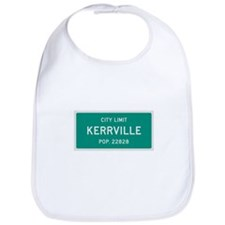 Kerrville, Texas City Limits Bib
