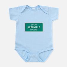 Kerrville, Texas City Limits Body Suit