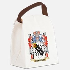 Wilkerson Coat of Arms - Family C Canvas Lunch Bag