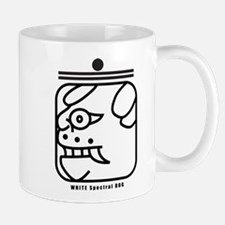 WHITE Spectral DOG Mug