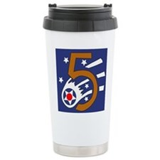 Funny Fifth army Travel Mug