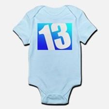 Number 13 Body Suit