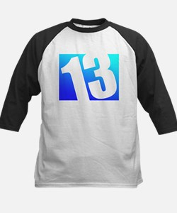 Number 13 Baseball Jersey