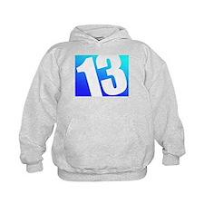 Number 13 Hoodie