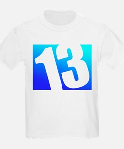 Number 13 T-Shirt