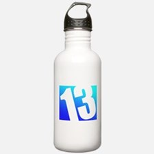 Number 13 Water Bottle