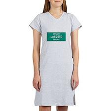 LaCoste, Texas City Limits Women's Nightshirt