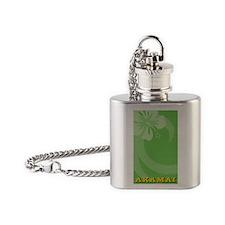 Akamai Flask Necklace