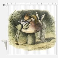 A Fairy Kiss Shower Curtain