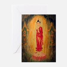 Enlightened Buddha Greeting Cards (Pk of 10)