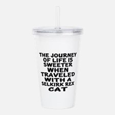 Traveled With Selkirk Acrylic Double-wall Tumbler