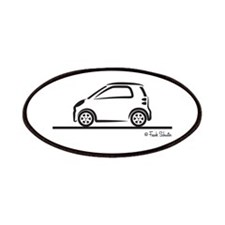 Smart Fortwo side Patches