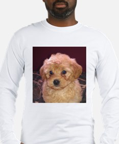 Labradoodle Pup Long Sleeve T-Shirt