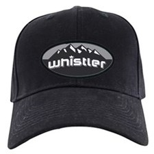 Whistler Grey Baseball Hat