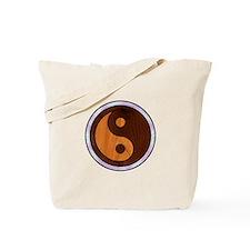 Inlaid Yin Yang Tote Bag