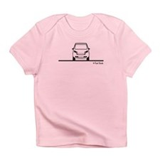 Smart Fortwo Front Infant T-Shirt