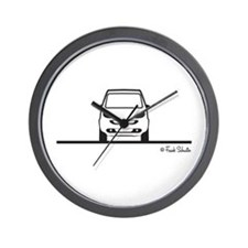 Smart Fortwo Front Wall Clock