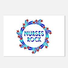 Nurses Rock Postcards (Package of 8)