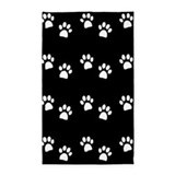 Paw 3x5 Rugs