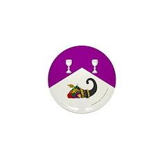 Helene's Mini Button (100 pack)