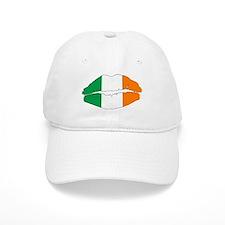 Irish Lips Baseball Baseball Cap
