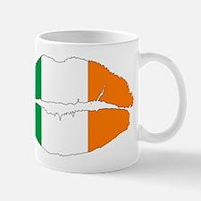 Irish Lips Mug
