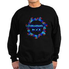 Librarians Rock Sweatshirt