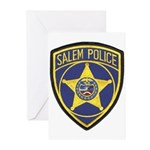 Salem Police Greeting Cards (Pk of 10)