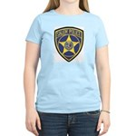 Salem Police Women's Pink T-Shirt