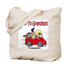 Goin' To Grandma's Tote Bag