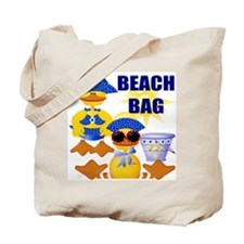 Ducks Beach Bag