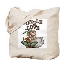 Jungle Love (Boy) Tote Bag