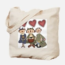 3 Annies Tote Bag