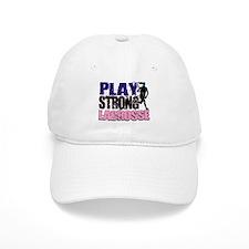 GirlsLax_Tee2 Baseball Baseball Cap