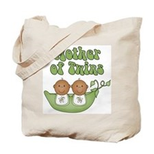 Mother Of Twins Tote Bag, African American