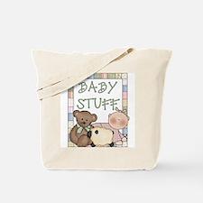 Baby Stuff Tote Bag