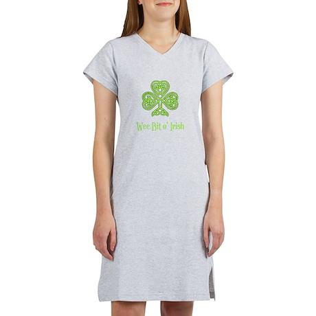 Wee Bit o Irish Women's Nightshirt