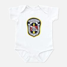 DC Metro Police Dive Team Infant Bodysuit