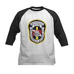 DC Metro Police Dive Team Kids Baseball Jersey