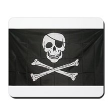 Jolly Roger Mousepad