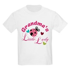 Grandmas Little Lady T-Shirt
